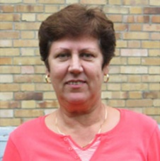 Krystyna Kocjan - członek komisji rewizyjnej naszej parafii